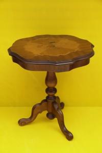 イタリアのテーブル