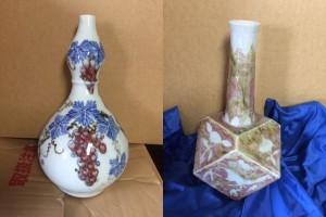 安 東五の花瓶