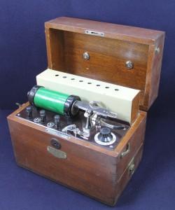 1955年の治療機