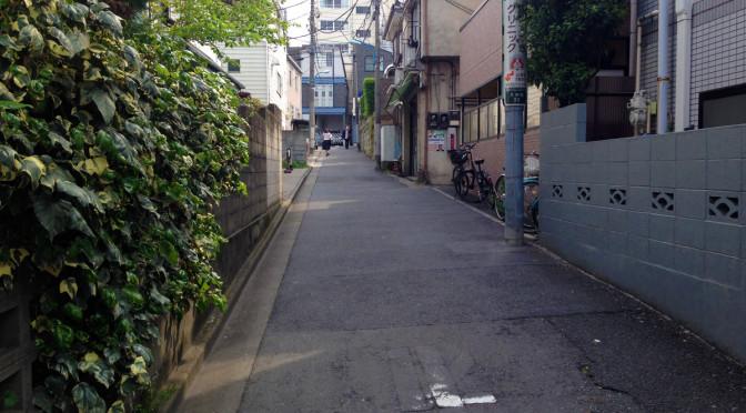 新宿区矢来町