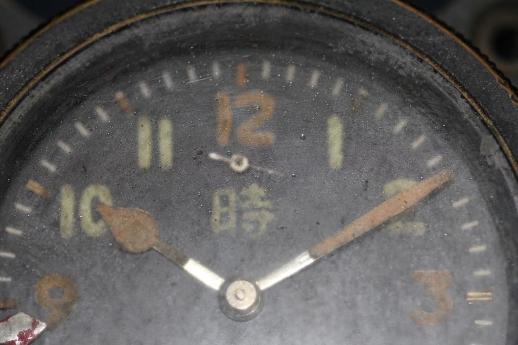 今も機能する飛行時計