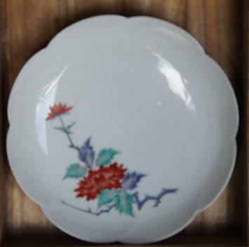 柿右衛門の皿