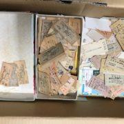 古い切符・硬券