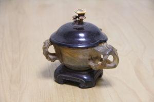 中国 瑪瑙香炉