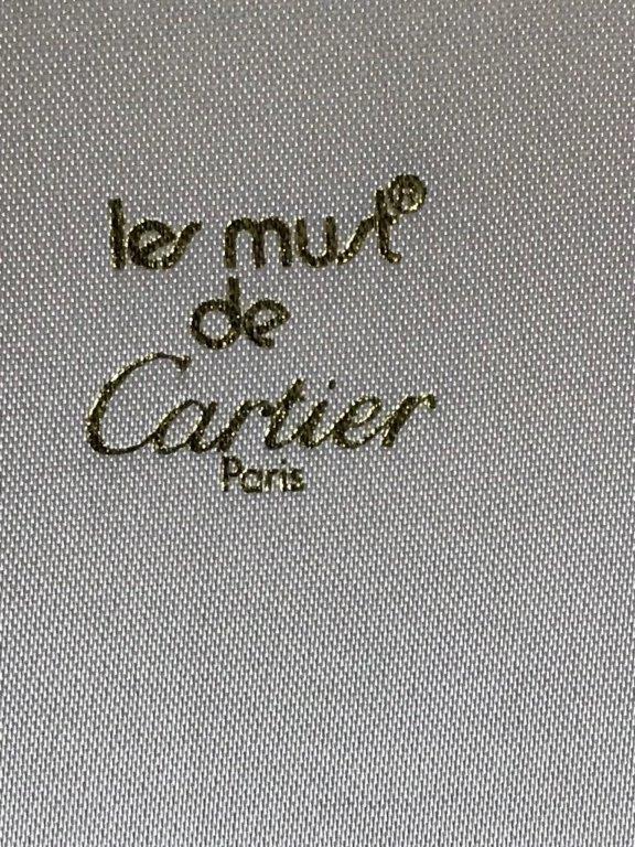 カルティエ・トリニティのロゴ