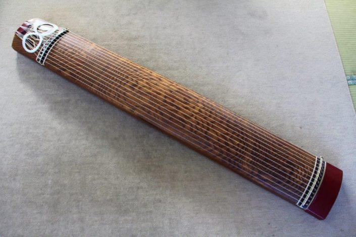 高級くり甲琴(箏)