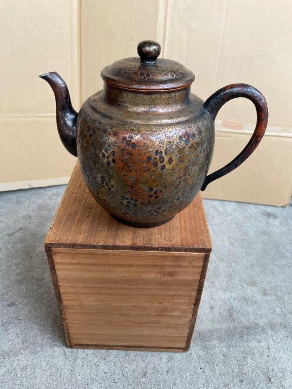 北越堂銅器